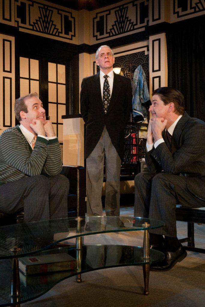 Kevin McKillip , Jim McCance, Christian Gray