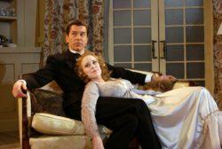 Nick Sandys (Charles Condomine) & Melanie Keller (Elvira Condomine)