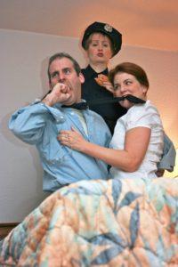 Kevin McKillip, Erin Noel Grennan, and Molly Glynn