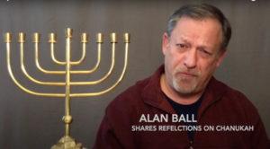 Alan Ball - Reflections on Chanukah